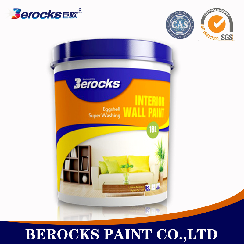 Wonderful not-toxic interior wall emulsion paint/exterior elastic paint asian paint wall