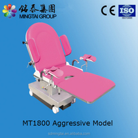 Intelligent maternity labor and delivery beds / obstetric electric bed