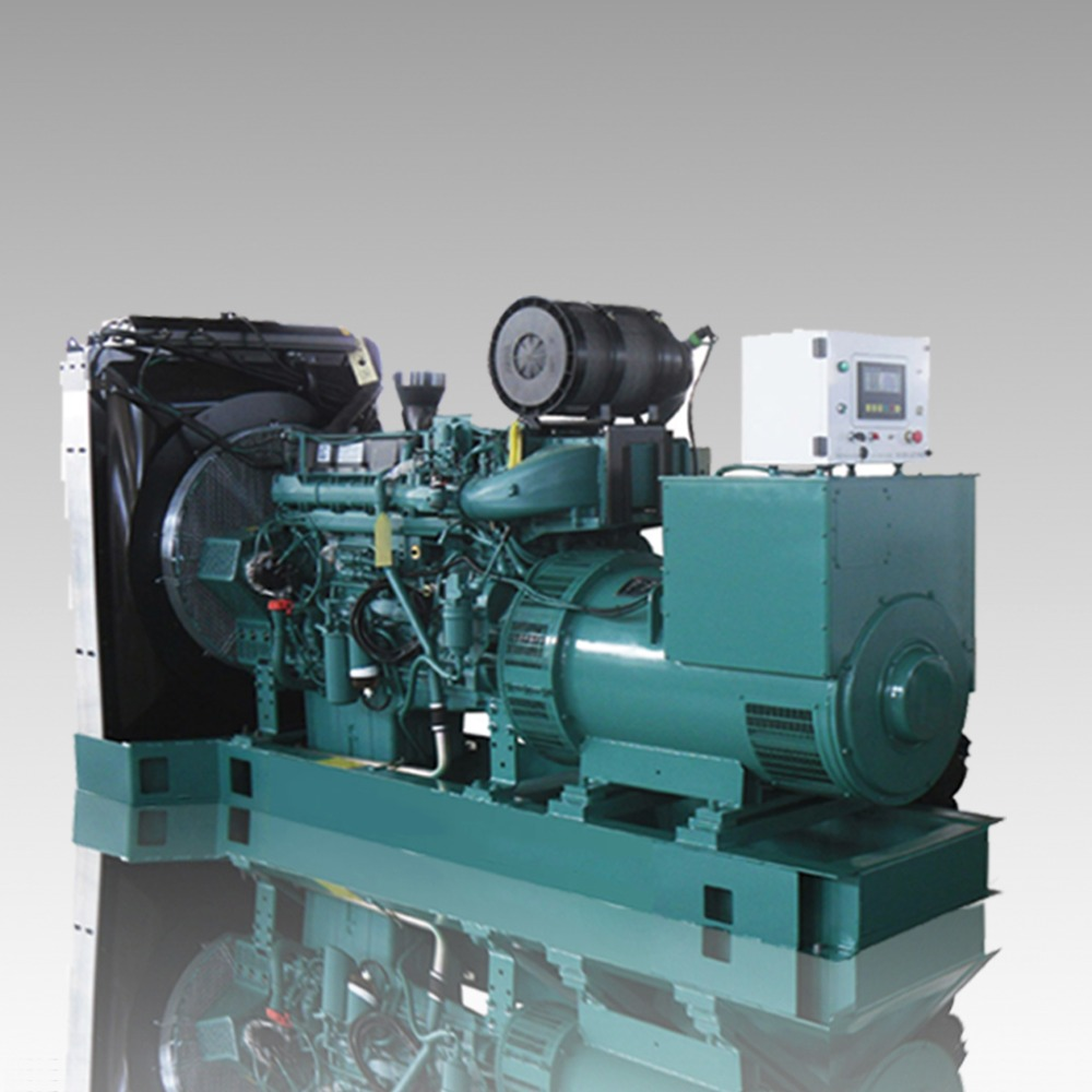 CE ISO TUV approved 125kva volvo diesel electric generator set 100kw diesel electric generator