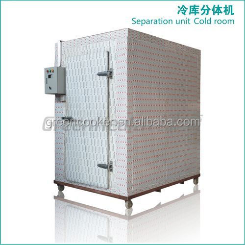 Walk in freezer/ cold room panel machine/ cold room panel