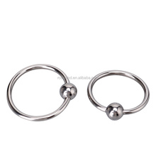 Wholesale Cock Ball Ring Hardware Magnetic Cock Ring Delay Ejaculation for Male Free Sample Stay Hard Penis Cock Ring