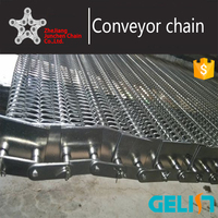conveyor belt wire mesh Application and Stainless Steel Wire Material wire mesh belt chain driven belt 304 316 food industry