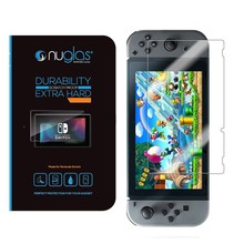 New arrival!9h hardness high clear tempered glass screen protector for nintendo switch screen guard
