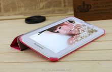 Factory price tablet leather stand case cover for Lenovo a5000