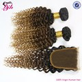2016 8a grade deep curl hair weave brazilian human hair extensions