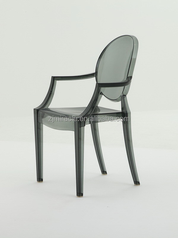 Customized best sell wholesale clear dining chairs