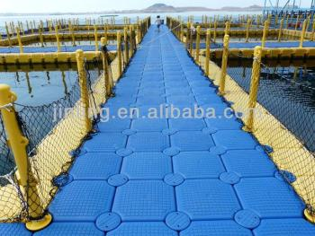 Floating dock, floating boat dock, hdpe floating dock