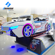 Newest customizable color six people 9d / 5D vr car cinema