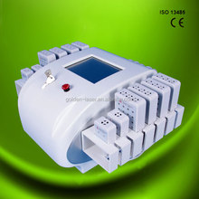 2015 latest design best effect safty slimming machine lipo laser for sale
