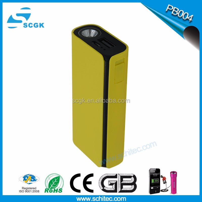 power bank mobile charger for iphone 6S