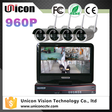 shenzhen factory best selling wifi nvr kit 1080p home surveillance 8CH ip nvr