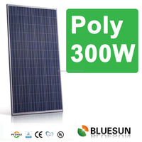 CE/IEC/TUV/UL Certificate Mono and Poly 5W 20w 30w 40w 50w 100w 150w 200w 250w 300w 320w solar panel from China factory