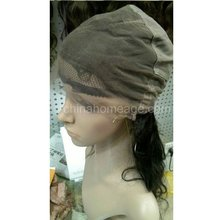 Homeage human hair lace wig base cap on sale