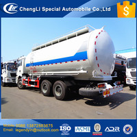 CLW HIGH QUALITY EXPORT hot sale 25 to 30 cbm bulk cement powder truck transport truck with cheap price