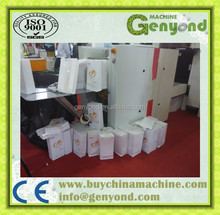 Full Automatic Roll Feeding Block Bottom Paper Bag processing machine /equipment for food