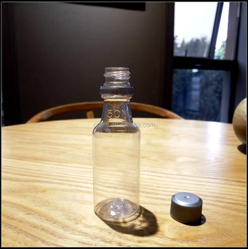 wholesale empty mini liquor bottles with tamper evidence cap