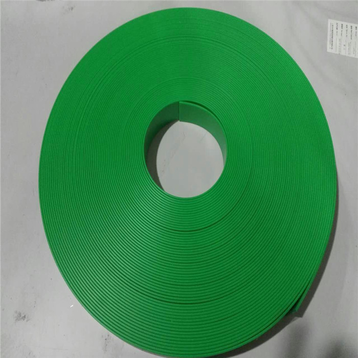 anti abrasion cramped plastic hdpe strip
