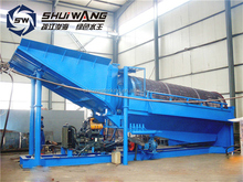 Qingzhou Complete Alluvial Gold Processing Plant, Gold Processing Equipment, Gold Processing Machine for sale
