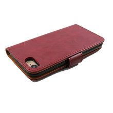Wholesale Newest Style Cheap Price Customized flip leather phone case for iPhone