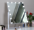 Makeup hollywood vanity mirror 12 led light bulbs beauty selfie mirrors for girl lady hollywood led mirror
