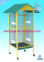 pet supplies metal parrot cage large bird house