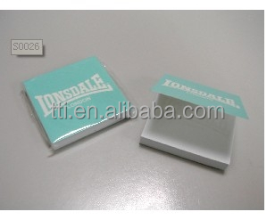 Mini Note Pad Memo Pad for Stationery Set or Promotion Gift Notebook for promotion SA8000 Sedex factory audit OEM