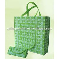 2013 cheapest foldable non woven shopping bag for promotion