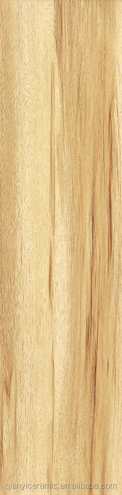 china popular rustic ceramic wood look floor tile, glazed interior tile 15*60
