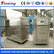 High efficiency vacuum baked food cooling machine for sale