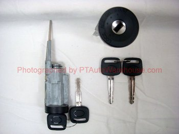 1993 - 1997 Toyota Corolla Geo Prizm Ignition Lock Cylinder