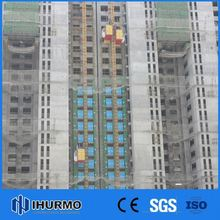 High Safety double-cage construction hoisting elevator for sale