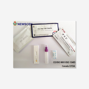 Sale! Home One Step Medical Fecal Occult Blood Fob Test FOB diagnostic Rapid Test Kits strip and cassette With CE,CFDA