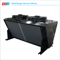 V Type 4 5 6 7 Ton 410a Condenser With High Specifications