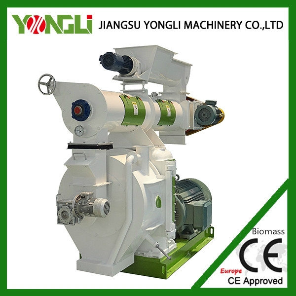 CE approved machine to make wood briquettes/pellet making machine part