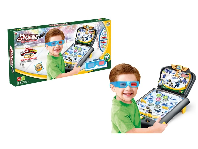 wholesale toys air 3D soccer table game for children