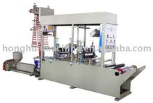 rotogravure printing film blowing machine
