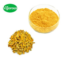 pure natural 95% curcumin Curcuma longa Extract /Turmeric Root Extract