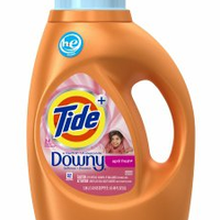 Tide Downy Liquid Laundry Detergent April