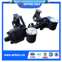 Trailer Air Suspension System