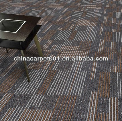 PP Carpet Tiles with PVC Backing BA5 Series