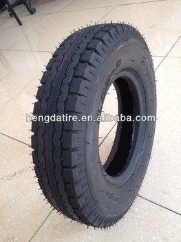 Motorcycle Tire 4.00-8 HDM067