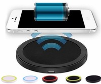 2016 Popular high quality cell phone mini qi mobile wireless charger,wireless charger for lenovo qi standard mobile