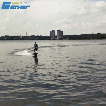 Gather Yacht electric power surfboard