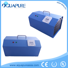 High concentration portable ozone generator for oil
