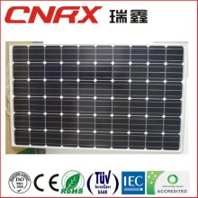 China supplier Ruixin Group Yueqing low price MS Monocrystalline 250 Watt solar panel price pakistan