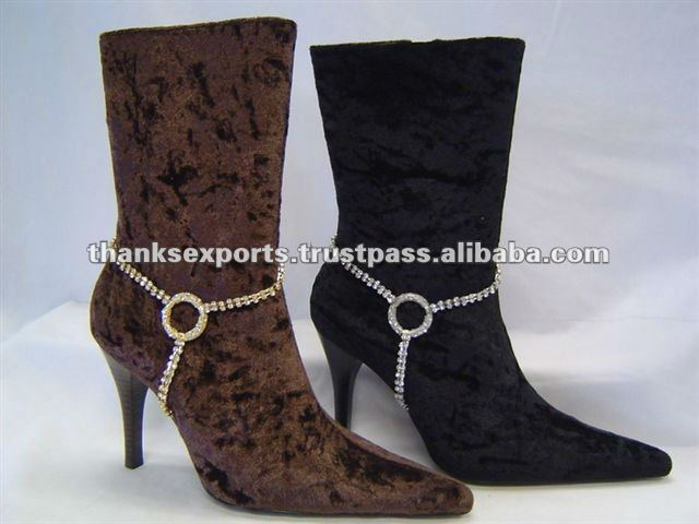 sexy women's high heel dress boots