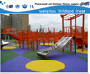 CHD-811 Outdoor Safety Hard Rubber Flooring