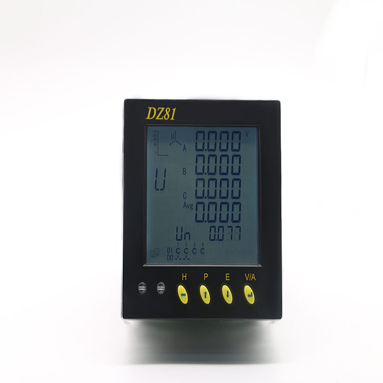 Manufacturer Supplier Three phase 3 smart digital power meter