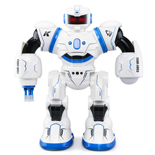 Remote Control Toy Kids Battle Robot Interactive Toys for Children