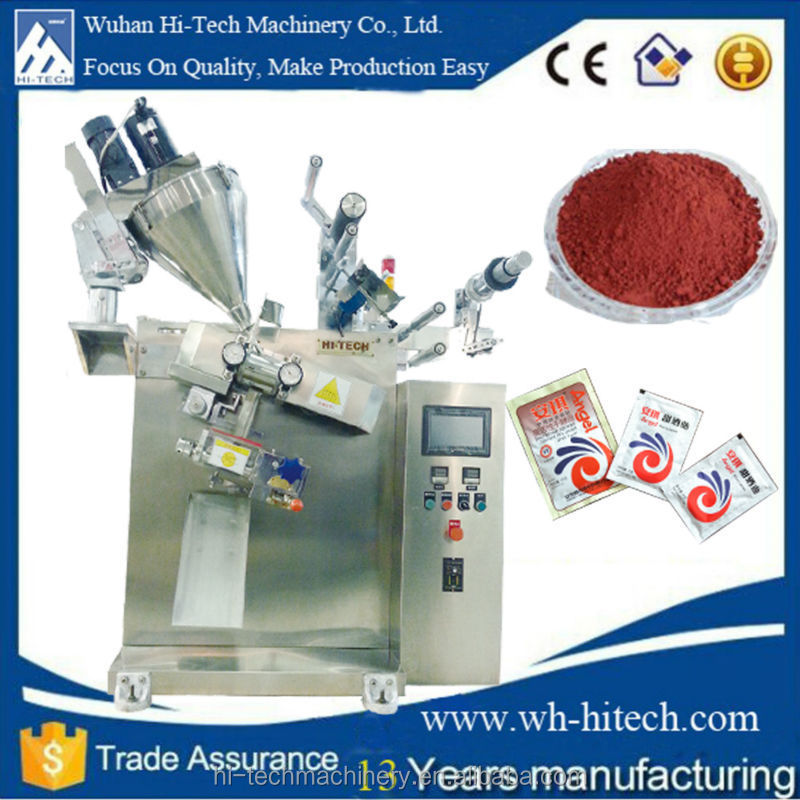 full automatic vertical type rollers high speed bag pouch seasoning powder packing machine